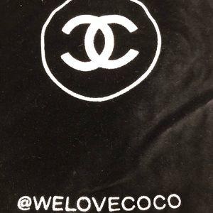 """Chanel Authentic dust bag sz 19.5""""W X 23""""H"""